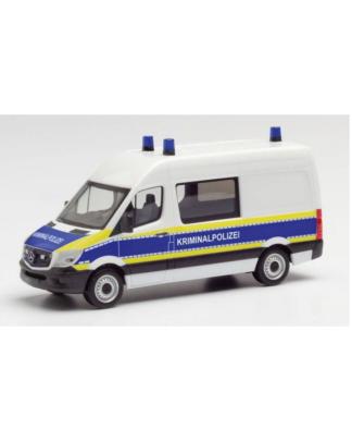 Herpa Mercedes Kriminalpolizei Brandenburg