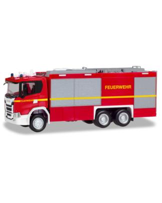 Herpa Scania CG brandweer