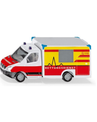 Siku 1536 Mercedes Benz ambulance
