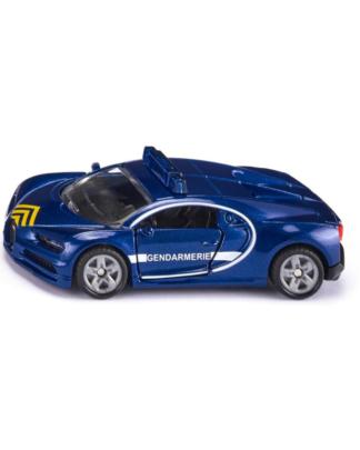 Siku 1541 Bugatti Chiron politie Frankrijk