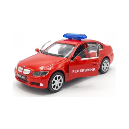Welly BMW 330i brandweer