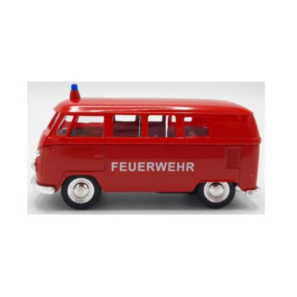 Welly Volkswagen T1 brandweer