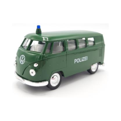 Welly - Volkswagen T1 politie
