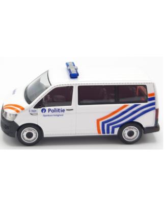 Herpa Volkswagen T6 politie België