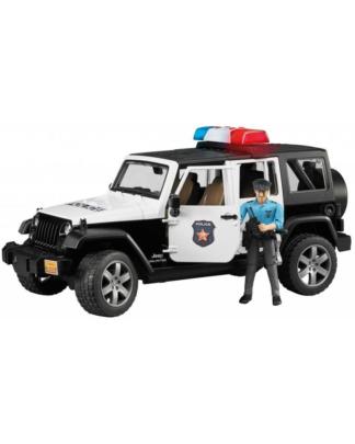 Bruder 2526 Jeep Wrangler politie