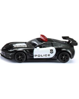 Siku 1545 Chevrolet Corvette ZR 1 politie