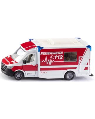 Siku 2115 Mercedes Sprinter ambulance Miesen Type C
