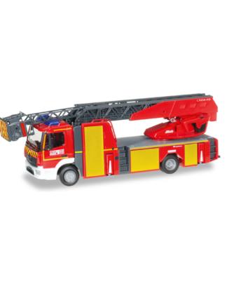 Herpa 095679 Merrcedes ladderwagen Mulhouse