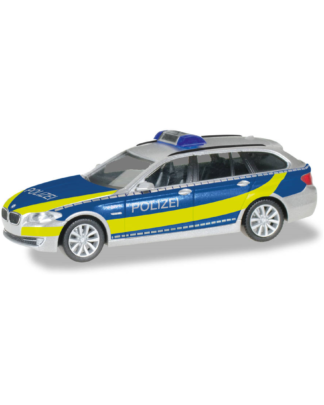 Herpa BMW 5 Touring Bundespolizei Duitsland