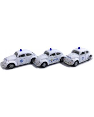 Schuco - Volkswagen Kever Politie 3-set